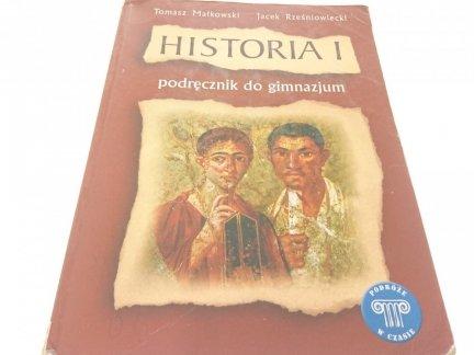 HISTORIA I PODRĘCZNIK DO GIMNAZJUM 2004