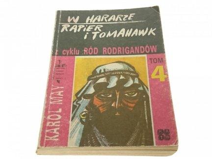 RÓD RODRIGANDÓW TOM 4: W HARARZE RAPIER I TOMAHAWK
