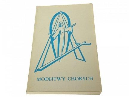 MODLITWY CHORYCH - O. Łucjan Królikowski