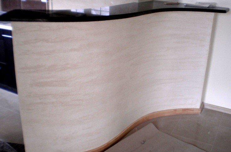 Trawertyn Oryginalny Wloski Tynk Dekoracyjny 20kg