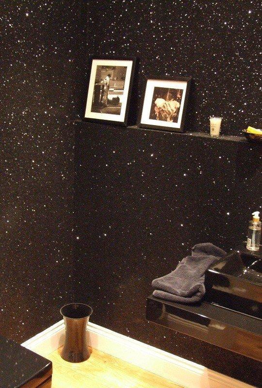 Glitter Argento 075l Farba Ze Srebrnym Brokatem