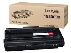 TONER ZAMIENNIK LEXMARK X215 [3.2K] BK
