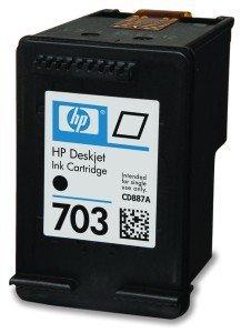 TUSZ ZAMIENNIK ORINK HP 703 BLACK [19ml] [XL]