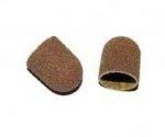 Kapturki ścierne do pedicure 10mm - 150 średnioziarniste - 10 szt.