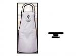 Victoria Vynn - Cosmetic apron - Fartuch kosmetyczny - biały