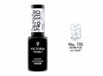 Victoria Vynn Gel Polish Color - Silver Foil No.110 8 ml