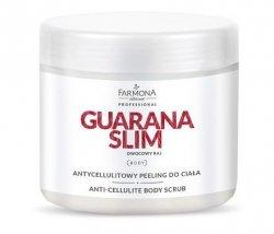 Farmona Guarana Slim - Antycellulitowy peeling cukrowy do ciała 600g