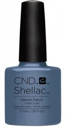 CND Shellac Denim Patch - 7,3 ml