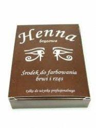 Henna Szczecińska - proszkowa - brązowa - 50 g