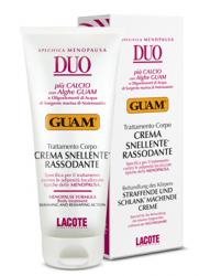 Guam -Duo- Krem wyszczuplająco - ujędrniający dla pań w okrezie menopauzy - 200ml