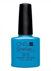 CND Shellac Digi-Teal - 7,3 ml