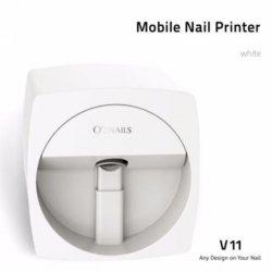 V11 Zintegrowana przenośna drukarka do paznokci