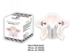 Victoria Vynn - NAIL FORMS BASIC 100szt