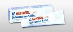 Gehwol - med Schrunden-Salbe - Maść na pękające pięty- 125 ml