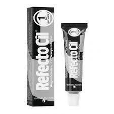 Henna Refectocil żelowa - czarna - 15 ml