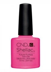 CND Shellac Future Fuchsia - 7,3 ml