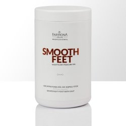 Farmona Smooth Feet - Grejpfrutowa sól do kąpieli stóp - 1500 g