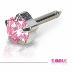 BLOMDAHL - 12-1403-24 Tifany Light 4 mm Rose