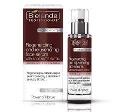 BIELENDA - Power of Nature Odbudowujące serum do twarzy 30g