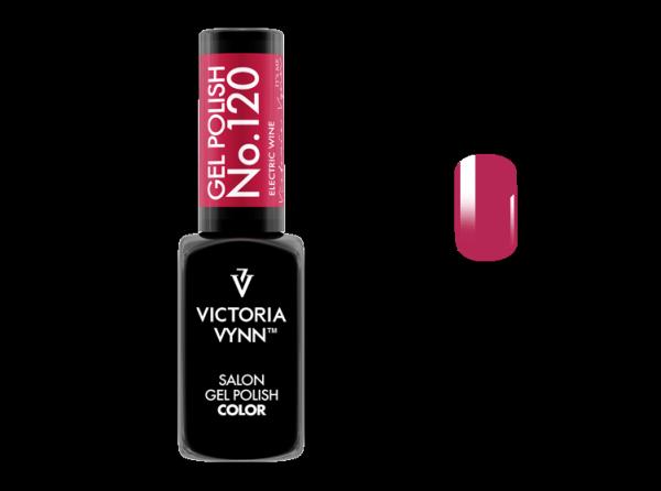 Victoria Vynn Gel Polish - Electric Wine No.120 8 ml