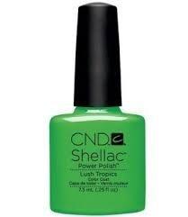 CND Shellac Lush Tropics - 7,3 ml