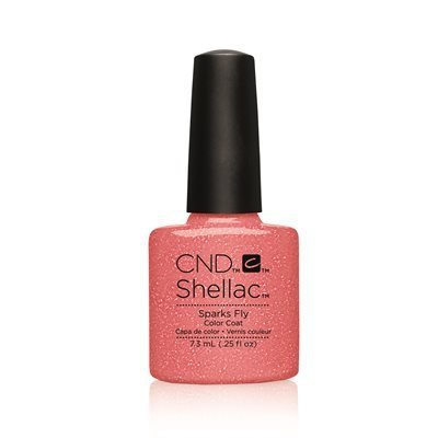 CND Shellac Sparks Fly - 7,3 ml
