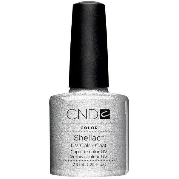 CND Shellac Silver Chrome  - 7,3 ml