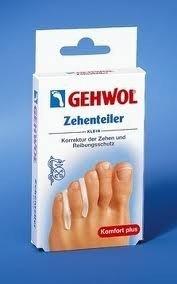 Gehwol - Rozdzielacz do palców stopy ( mały ) - 3 szt. 10 26 809