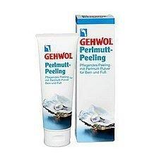 GEHWOL PERLMUTT PEELING - Peeling z masy perłowej - 125ml