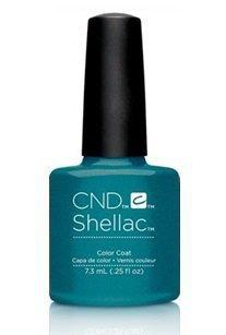Lakier CND Shellac Viridian Veil  7,3 ml