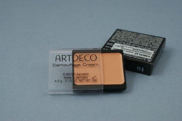 Artdeco - Kamuflaż w kremie - Camouflage Cream nr:5