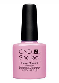 CND Shellac Mauve Maverick - 7,3 ml