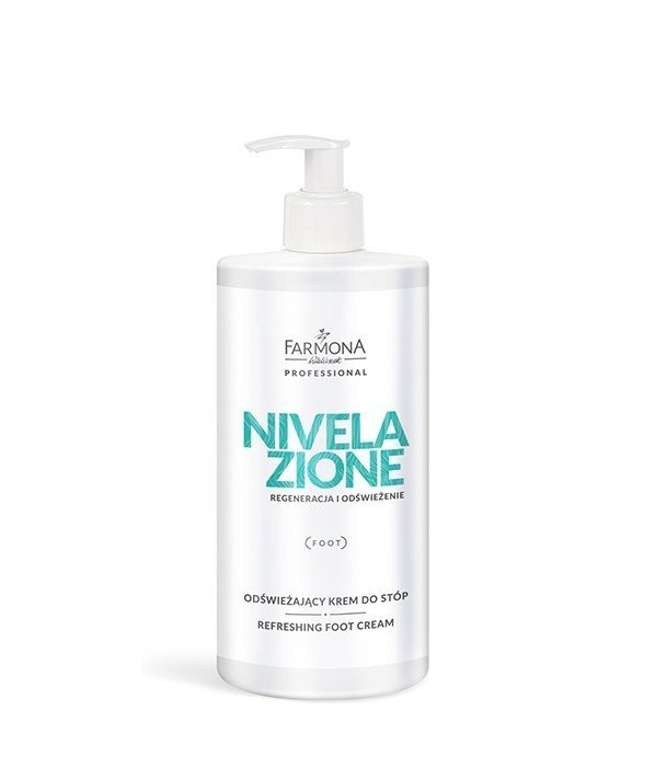 Farmona Nivelazione - Odświeżajacy krem do stóp - 500 ml