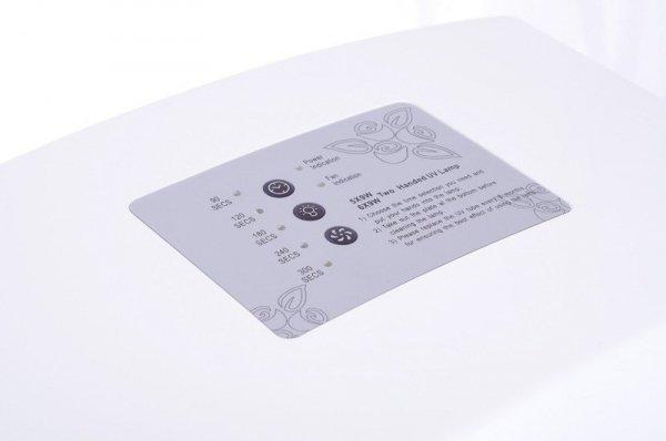 Lampa UV 45w White Z Wentylatorem