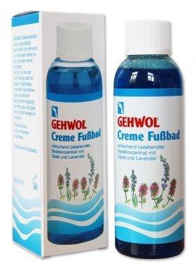 Gehwol Creme-Fussbad - Płyn do kąpieli stóp z lawendą - 150ml