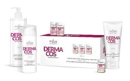 Farmona Dermacos - Pakiet - Zabieg do cery naczynkowej i wrażliwej