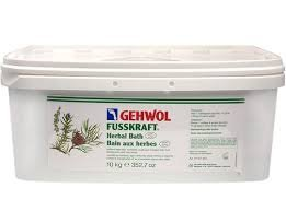 Gehwol Fusskraft Sól ziołowa do kąpieli stóp 10 kg