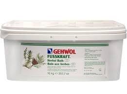 Gwhwol - Fusskraft - Sól ziołowa do kąpieli stóp - 5 kg