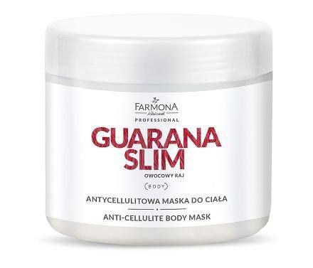 Farmona Guarana Slim - Antycellulitowa maska do ciała 500ml