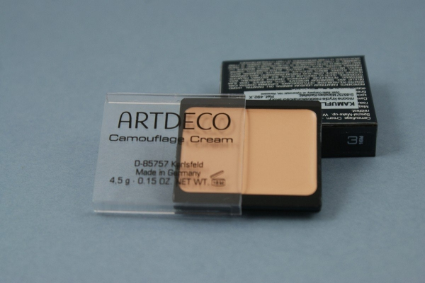 Artdeco - Kamuflaż w kremie - Camouflage Cream nr:3