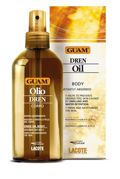 Guam - Drenujący olejek do masażu - 500ml