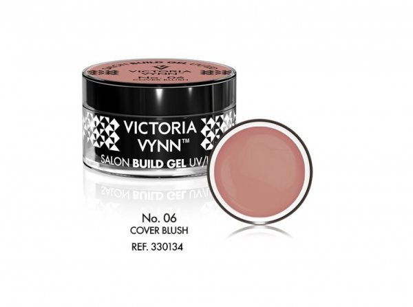 Victoria Vynn Build Gel Cover - Blush No.06 15 ml