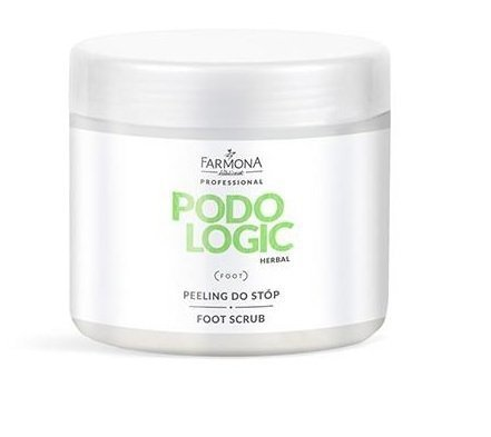 Farmona Podologic Herbal - Peeling do stóp - 500ml