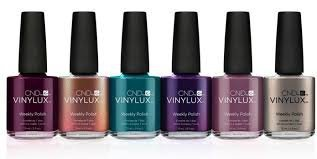 CND Vinylux Eternal Midnight - 15 ml