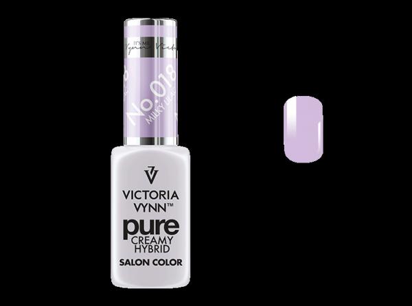 Victoria Vynn Pure Color - No.018 Milky Lilac 8 ml