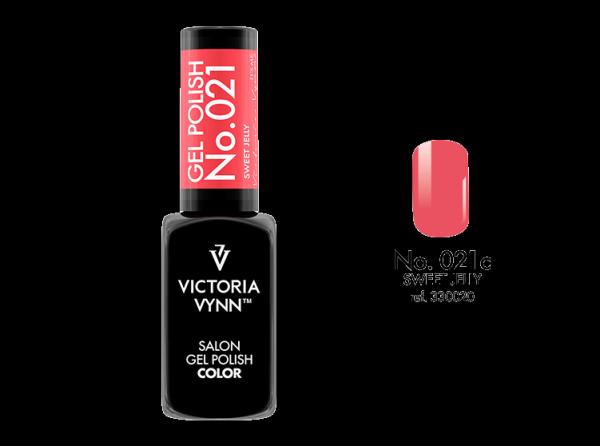 Victoria Vynn Gel Polish Color - Sweet Jeely No.021 8 ml