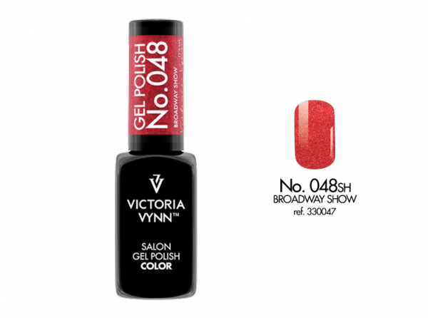 Victoria Vynn Gel Polish Color - Brodway Show No.048 8 ml
