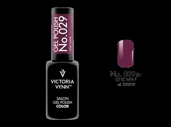 Victoria Vynn Gel Polish Color - Chic Wine No.029 8 ml