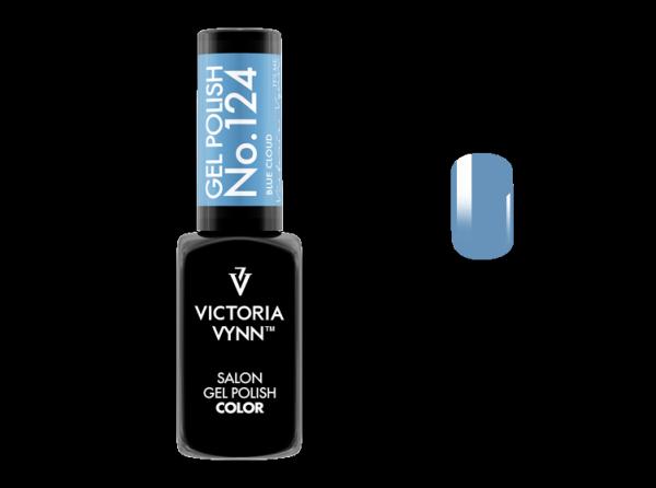 Victoria Vynn Gel Polish Color - Blue Cloud No.124 8 ml