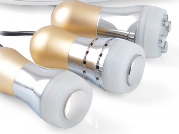 Urządzenie 5w1 Redline - Mezoterapia Skin Scruber Microdermabracja